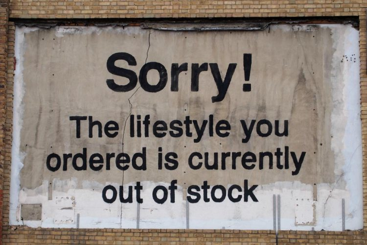 Street Art Collection - Banksy 17